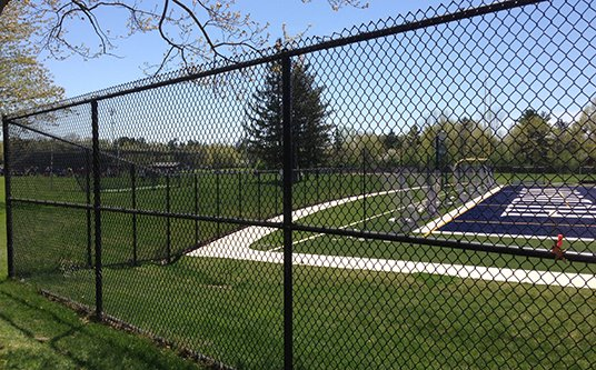 Products chain link fence systems